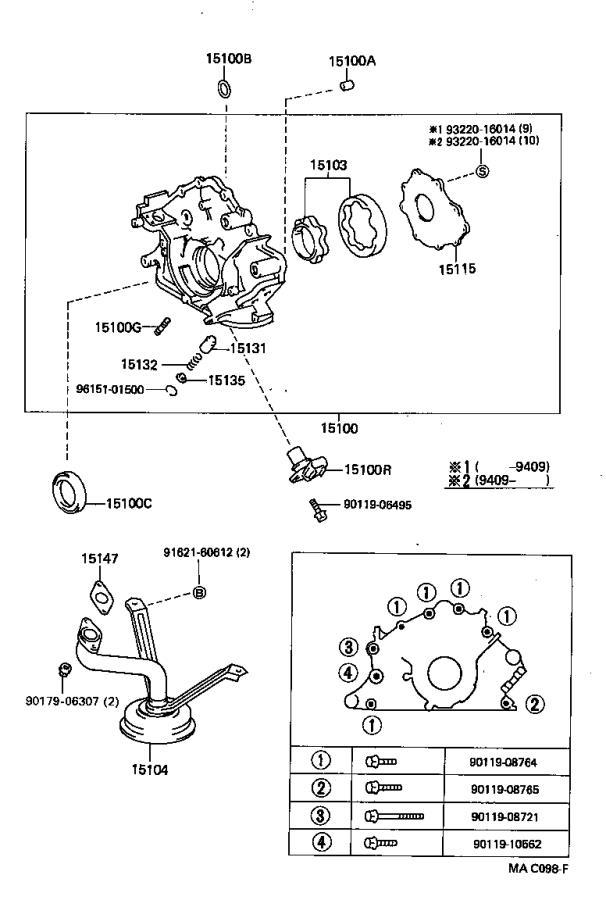 1uzfe engine diagram 9091905002 sensor  crank position    engine    genuine  9091905002 sensor  crank position    engine    genuine